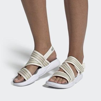Women's Slides & Sandals   adidas