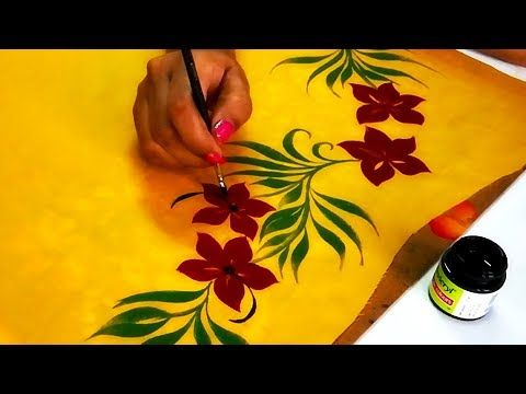 Awesome design | How to draw simple border design | Quick and easy .
