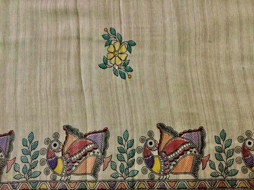 The General Characteristics of Madhubani Paintings: An Indian Folk .