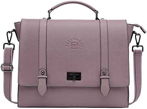 Amazon.com: Briefcase for Women, 15.6 17 Inch Laptop Bag Business .