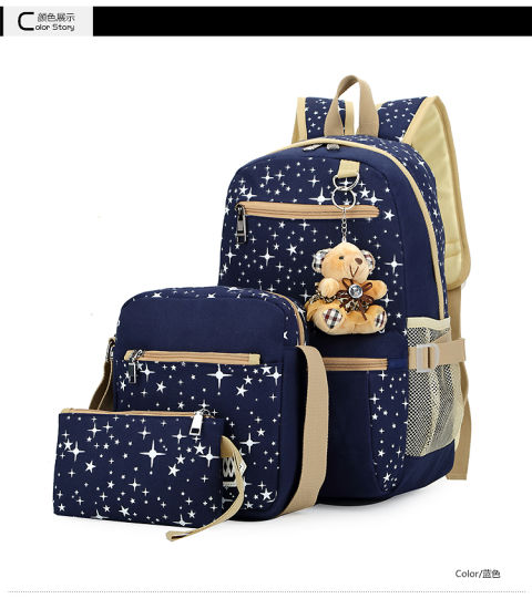 China 2018 Durable Girls School Bags of Latest Designs Backpack .