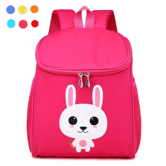 New Design Girl Child Backpack School Bag for Kindergarten Kids .