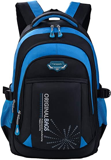 Amazon.com | Backpack for Boys, Fanspack Boys Backpack Kids .