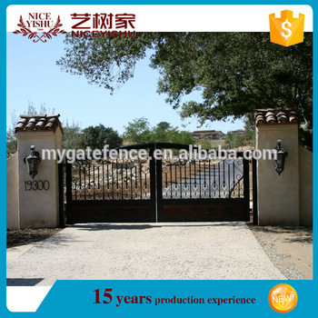 Indian Latest Alibaba.com Artistic Front House Gate Designs,Iron .