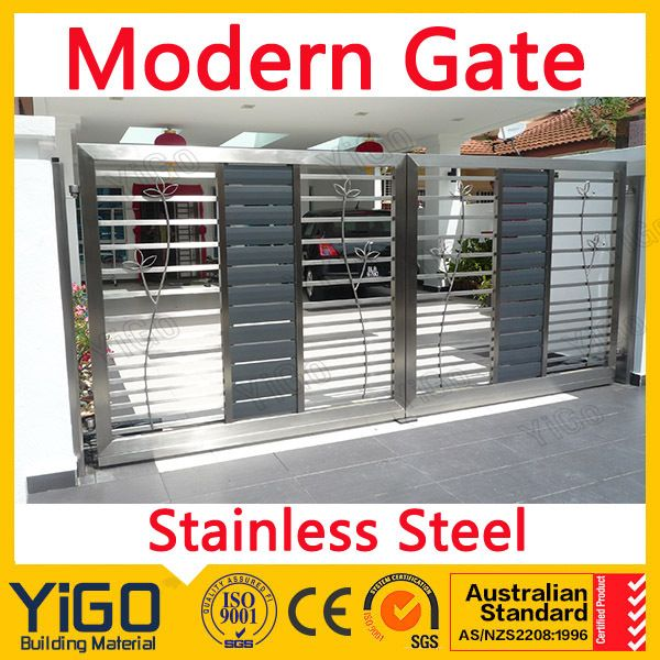 Customized design of school gate | Gate design, Main gate design .