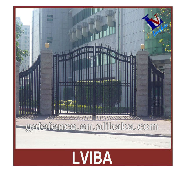 Design Of School Gate/metal Gate/entrance Gate Design - Buy Design .