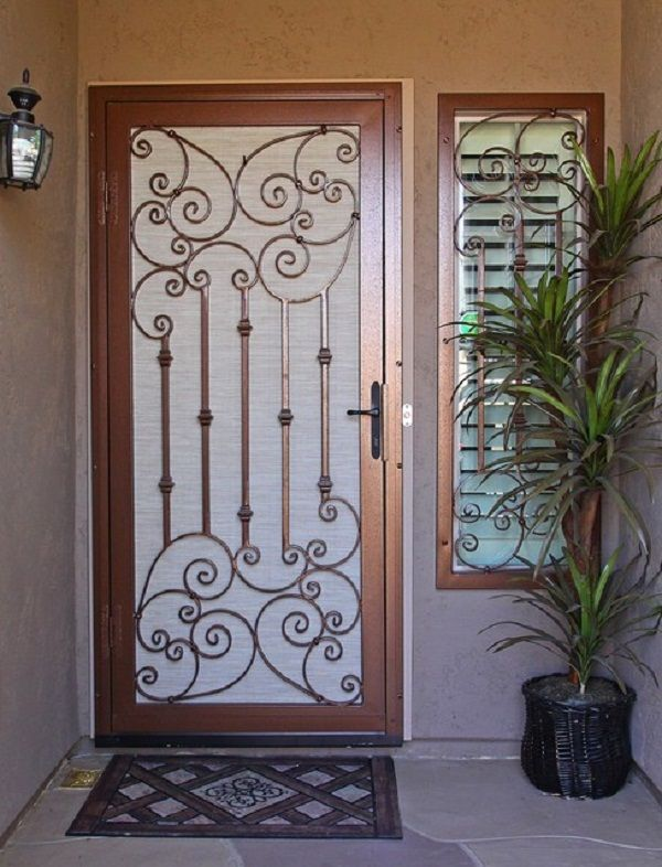Screen Door Designs