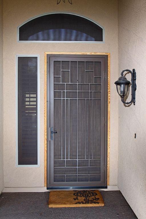 Image result for security door designs | Security door design .