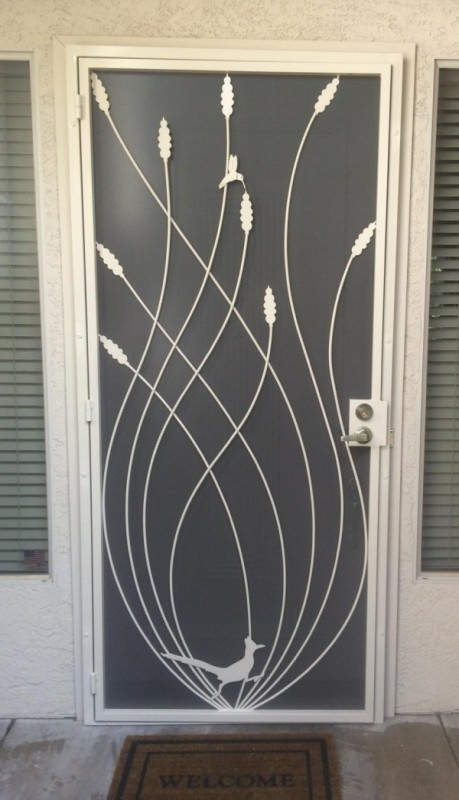 Tucson Security Screen Doors and Gates | The Larger Compa