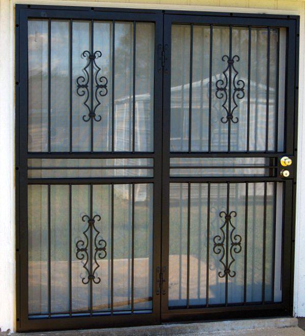 Patio Security Doors, Security doors for sliding glass doors (With .