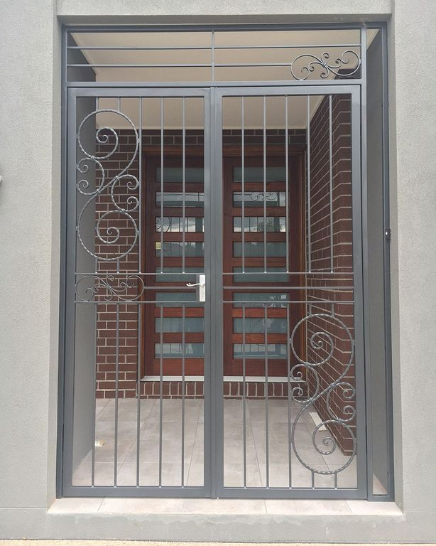 Security Gate Designs