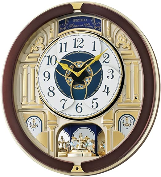 Amazon.com: Seiko Melodies in Motion Clock: Home & Kitch