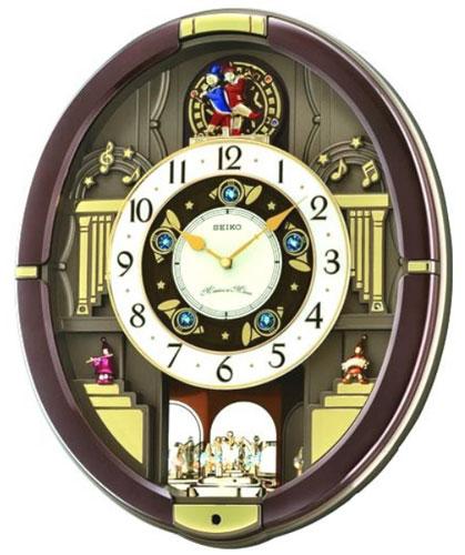 Seiko Clocks - De'S Jewele