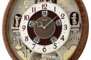seiko model qxm274brh show more seiko clocks seiko musical clocks .