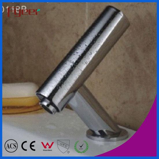 China Fyeer Fashion Design Hands Free Wash Basin Atuo Sensor Tap .