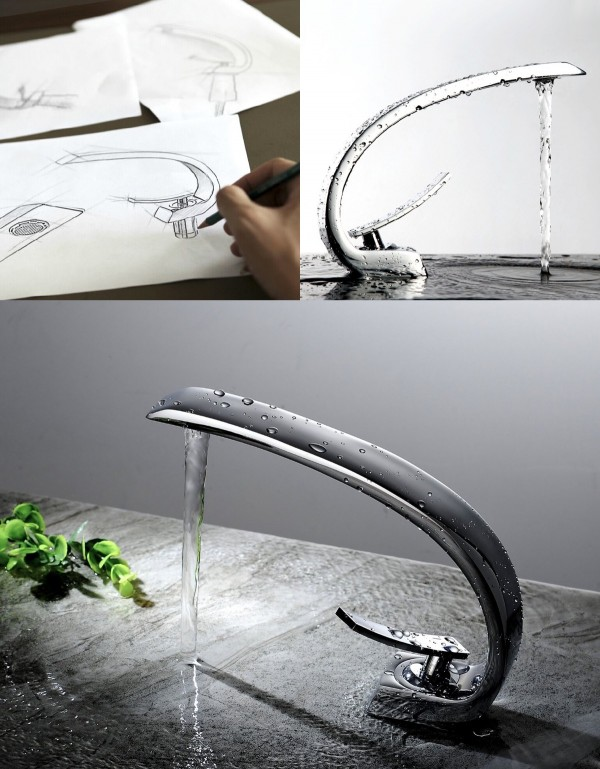 50 Uniquely Beautiful Designer Faucets You Can Buy Right N