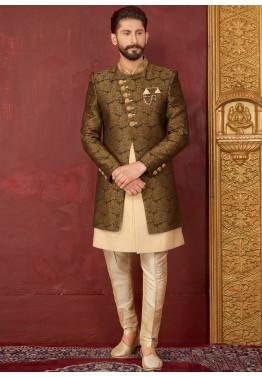 Sherwani For Men: Buy Indian Mens Wedding Sherwani Online U