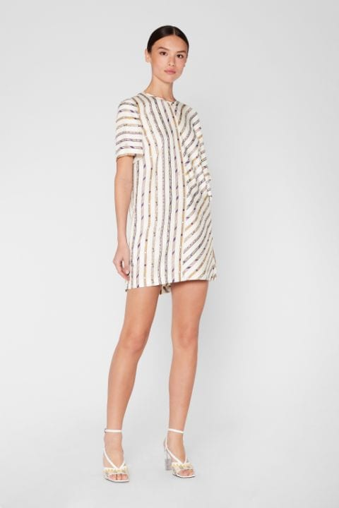 Bano Print Shift Dress | Emiliopucci.c