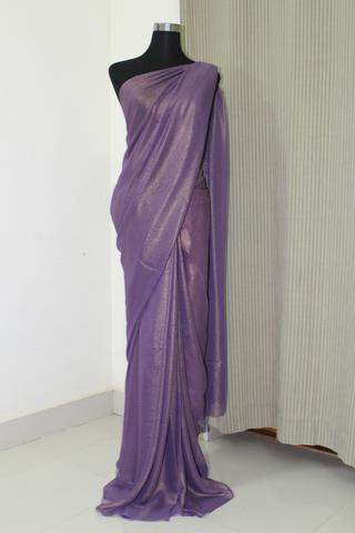 """Shimmer georgette saree – Tagged """"Sarees"""" – Akrit"""