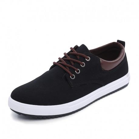 Casual Men's Canvas Shoes Fla