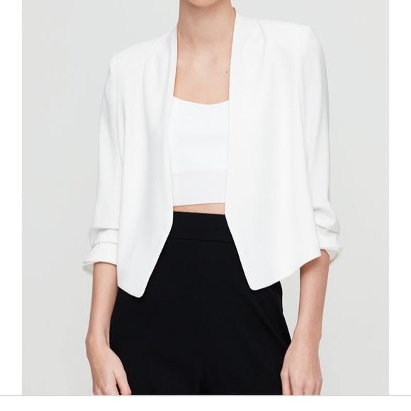 Aritzia Jackets & Coats | Babaton Macauley Short Blazer 2 | Poshma