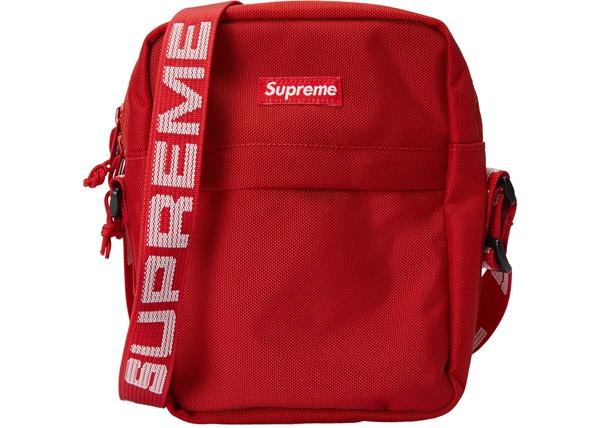 Supreme Shoulder Bag (SS18) Red - SS