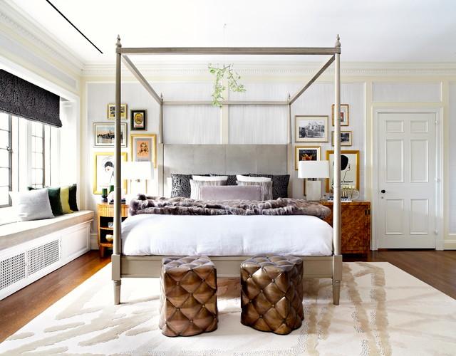 Greystone Mansion Designer Showcase - Transitional - Bedroom - New .