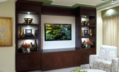 Top Wall Showcase Designs For Living Room Indian Style With .