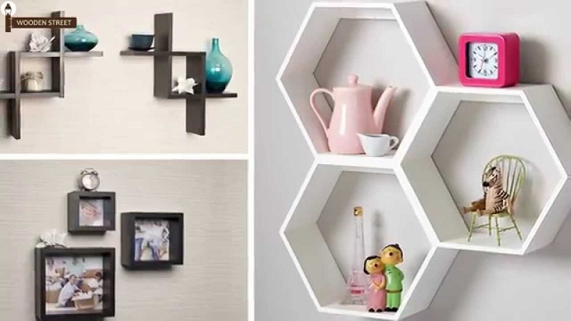 10 Best Wall Showcase Designs With Pictures In Ind