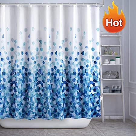 Amazon.com: ARICHOMY Shower Curtain Set Bathroom Fabric Fall .