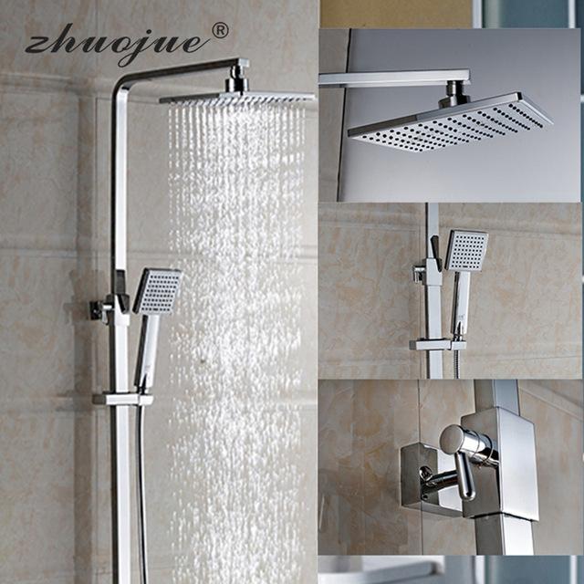 Buy Bathroom Shower Faucet Set Bronze Bathtub Shower Faucet Bath .