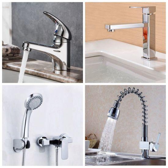 Jooka New Design Bathroom Waterfall Brass Lavatory Basin Kitchen .