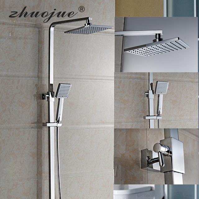 Buy Bathroom Shower Faucet Set Bronze Bathtub Faucet Mixer Tap .