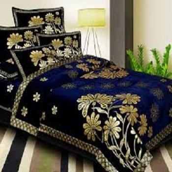 Designer Bed Sheets - Silk Bed Sheet Wholesaler from Panip