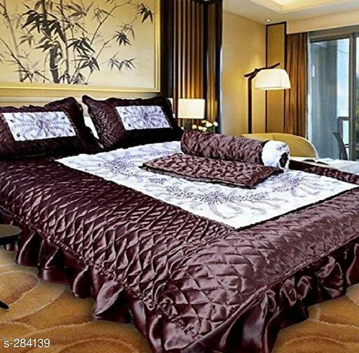 Jodhpuri Designed Silk Double Bedding Set Vol 1 6 - Woman Ad