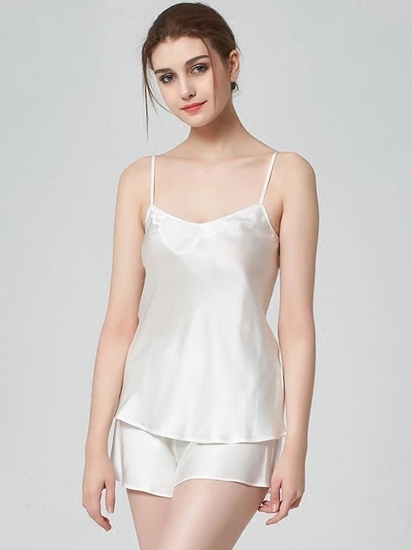 Boxer Silk Pajamas SW53