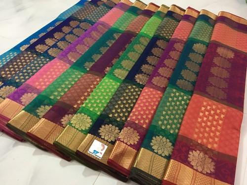 Silk Cotton Sarees - Sf Padmavathy Silk Cotton Sarees Wholesale .