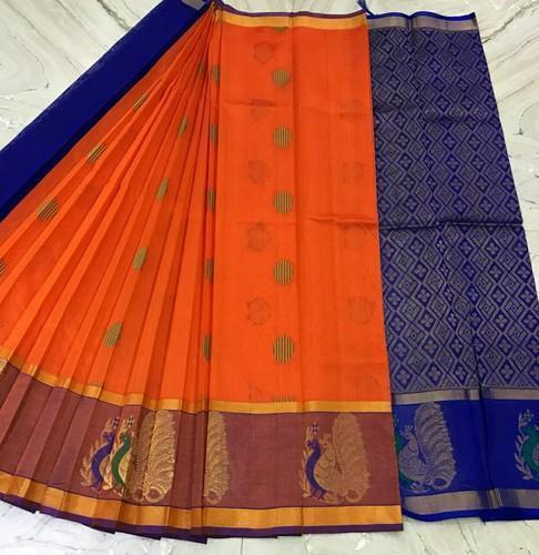 Korvai Silk Cotton Sarees at Rs 4850/piece | Anna Nagar West .