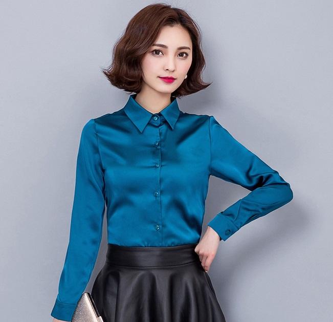Silk Shirts – Mary Wi