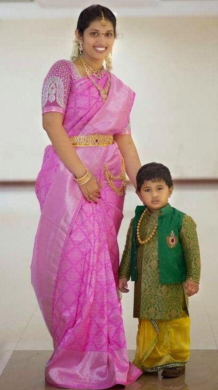 Baby Pink Bridal Saree Work Blouse (With images) | Bridal blouse .