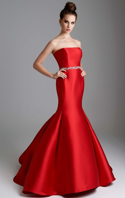 Strapless Pageant Dresses – Fashion dress