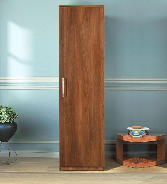 10 Best Single Door Wardrobe Designs With Pictur