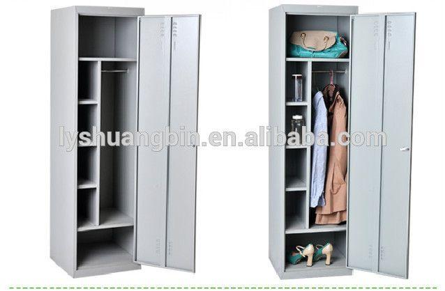 Competitive price one tier single door steel locker cabinet/gym .