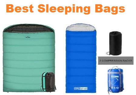 Top 15 Best Sleeping Bags in 2020 - Complete Guide | Travel Gear Zo