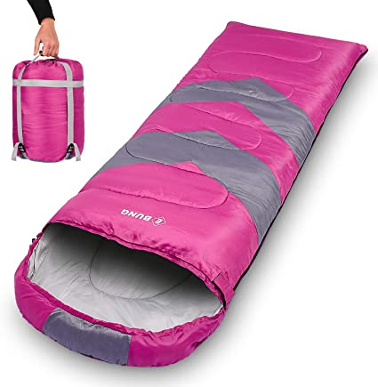 Amazon.com : Ebung Sleeping Bag for Cold Weather – Envelope .