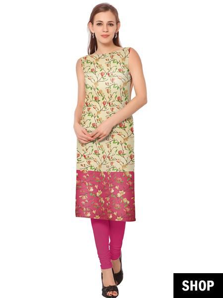 Sleeveless Kurti Neck Designs For Stitching - Beauty Ne