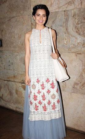 Sleeveless Kurtis - FashionBuzzer.c