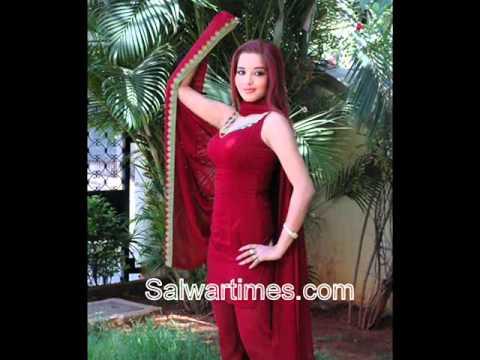 Designer Sleeveless Salwar Kameezes - YouTu