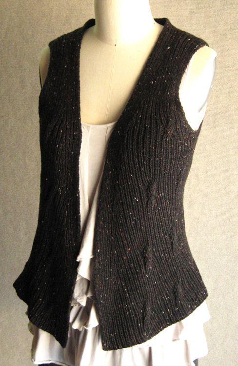Sunday Knits - sleeveless swewaters and vests - patterns & kits .