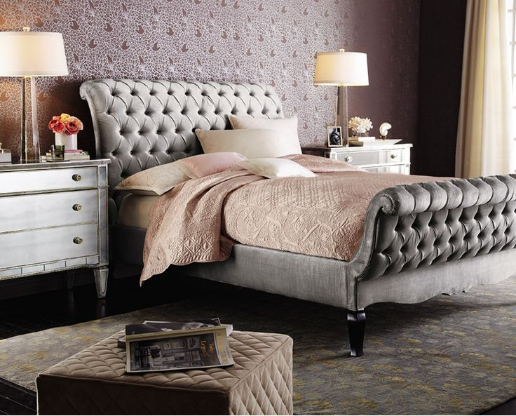 Sleigh Bed Designs